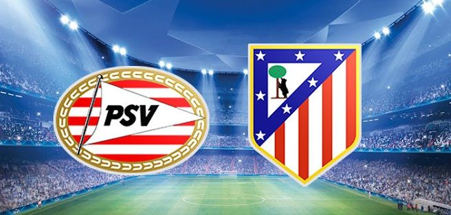 Confruntare în Champions League: PSV Eindhoven - Atletico Madrid
