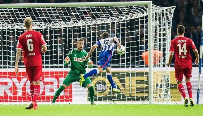 Deschiderea etapei în Bundesliga: FC Koln - Hertha Berlin