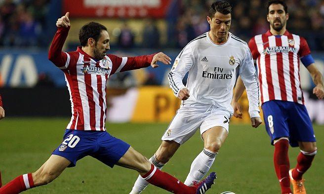 Derby spectaculos în Spania : Real Madrid - Atletico Madrid