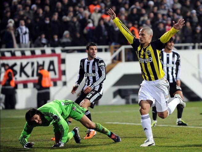 Derby de tradiţie în Turcia: Fenerbahce - Beşiktaş