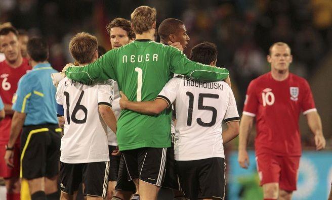 Super meci amical: Germania - Anglia