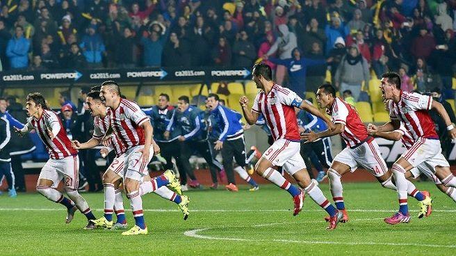 Meci echilibrat în America de Sud: Paraguay - Brazilia