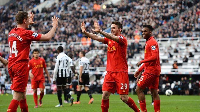 Bătălie pentru puncte pe Anfield: Liverpool - Newcastle
