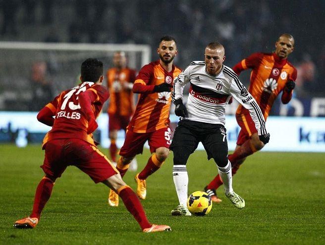 Derby în prima ligă din Turcia: Galatasaray – Besiktas