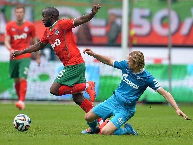 Bătălie pentru puncte în Rusia: Zenit St.Petersburg – Lokomotiv Moscova