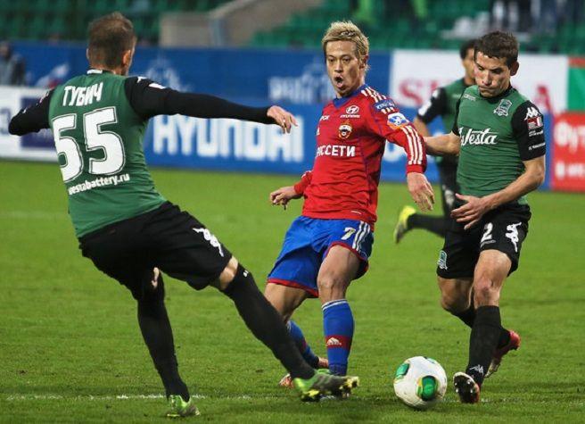 Duel interesant în prima ligă rusă: CSKA Moscova – FC Krasnodar