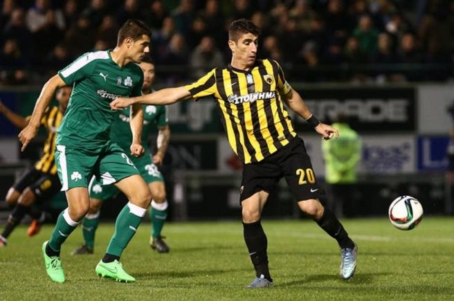 Derby în Grecia: Panathinaikos – AEK Atena