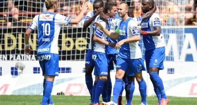 Meci pentru calificarea în Europa League: RSC Charleroi – kRC Genk