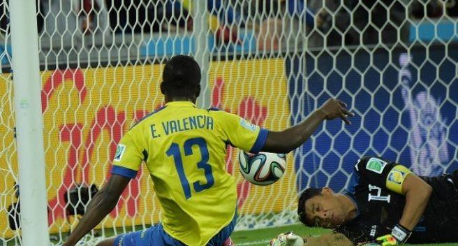 Cupa Americii: Brazilia – Ecuador