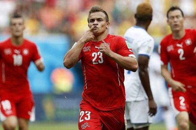 Euro 2016: Albania – Elvetia