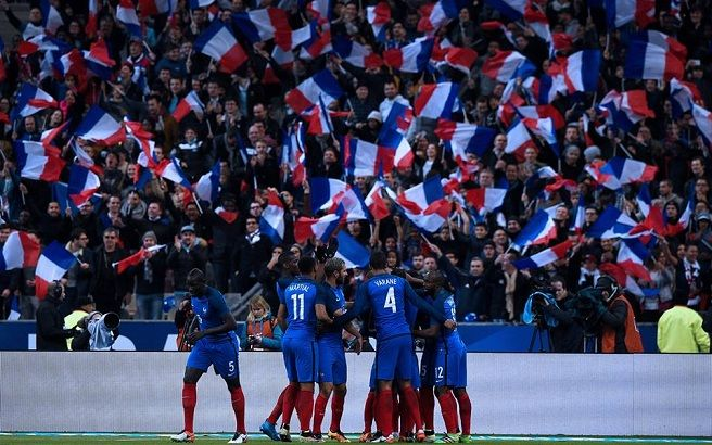 Euro 2016: Franţa – Albania