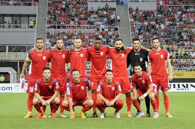 Europa League: Rabotnicki Skopje – Buducnost Podgorica