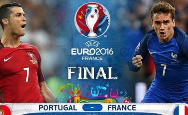 Finala Euro 2016: Portugalia – Franţa