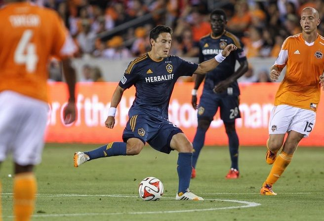 Major League Soccer: Los Angeles Galaxy – Houston Dynamo