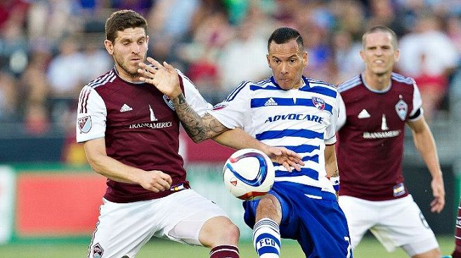 Major League Soccer: Colorado Rapids – FC Dallas