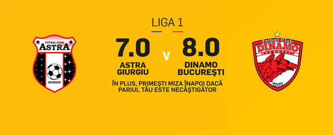 logo si cote Astra - Dinamo