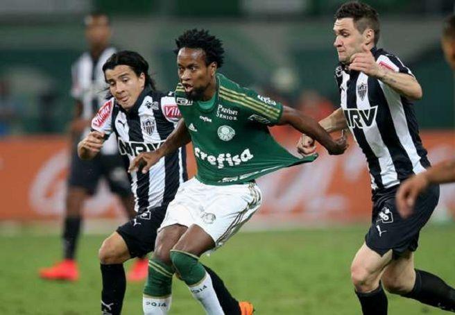 Meci interesant în Brazilia: Palmeiras – Atletico Mineiro