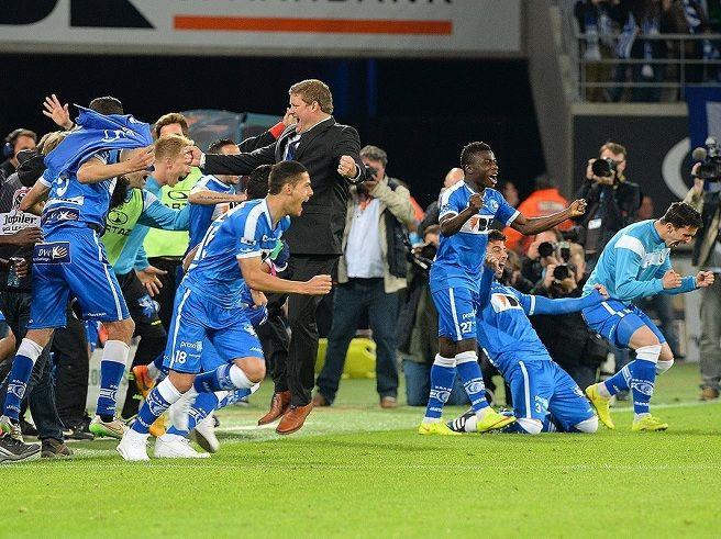 Meci interesant în Belgia: KV Kotrijk – KAA Gent