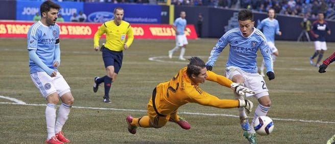 Major Soccer League: New York City - Colorado Rapids