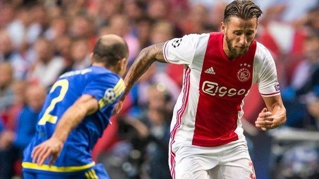 Play-off-ul Champions League: FK Rostov – Ajax Amsterdam