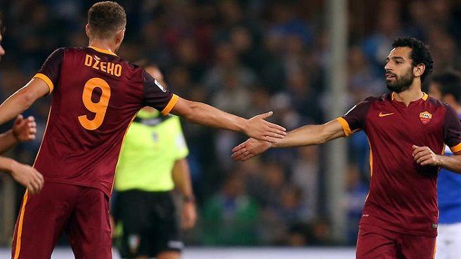 Play-off-ul Champions League:AS Roma - FC Porto
