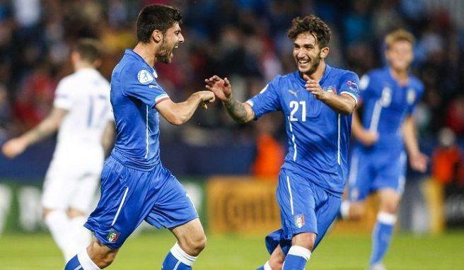 Preliminariile pentru Campionatul European (U-21): Italia – Serbia