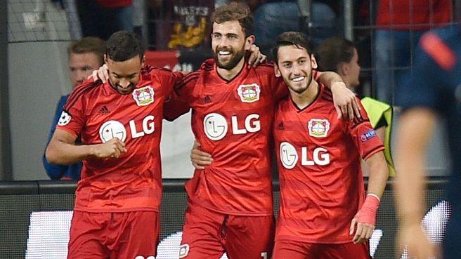 Uefa Champions League: Bayer Leverkusen – CSKA Moscova