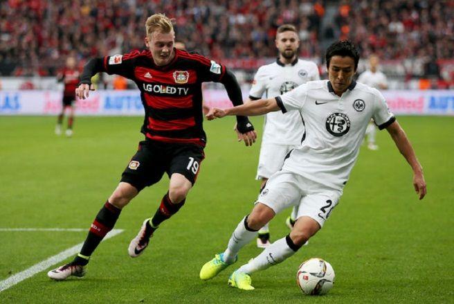 Meci interesant în Bundesliga: Eintracht Frankfurt – Bayer Leverkusen