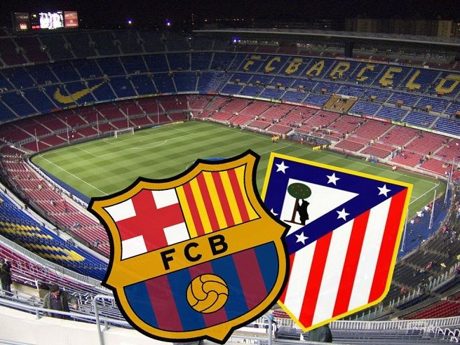Derby pe Camp Nou: FC Barcelona – Atletico Madrid