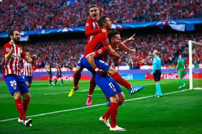 Uefa Champions League: Atletico Madrid – Bayern Munchen