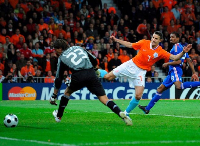 Preliminariile Campionatului Mondial : Olanda – Franta