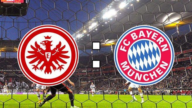 Bătălie pentru puncte în Bundesliga: Eintracht Frankfurt – Bayern Munchen