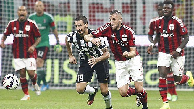 Derby în Serie A: AC Milan – Juventus