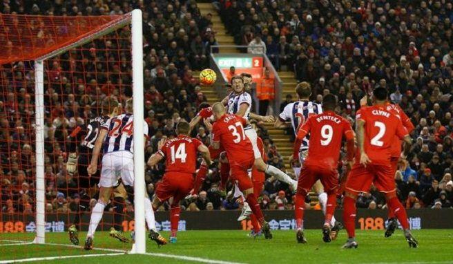Meci interesant în Premier League: Liverpool – West Bromwich
