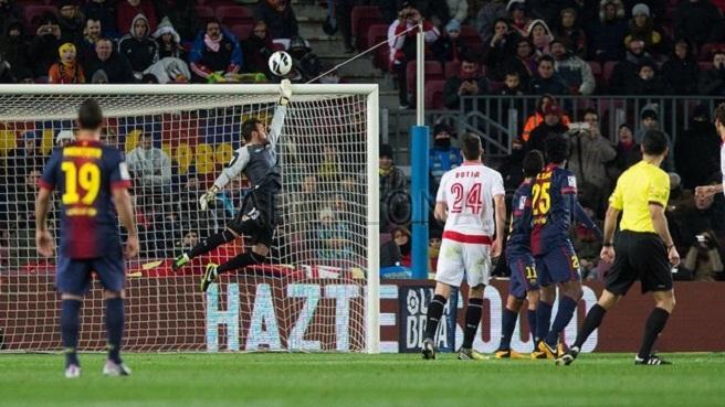 Meci spectaculos în La Liga: FC Sevilla – FC Barcelona