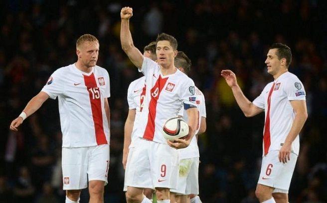 Meci amical: Polonia – Slovenia