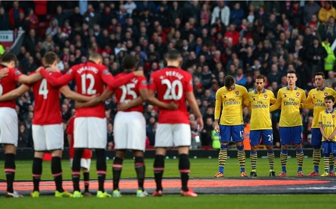 Meci spectaculos pe Old Trafford: Manchester United – Arsenal
