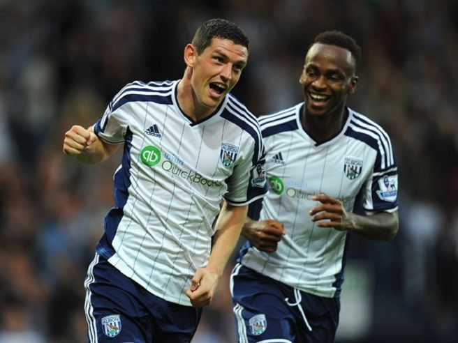 Duel în Premier League: West Bromwich – Burnley