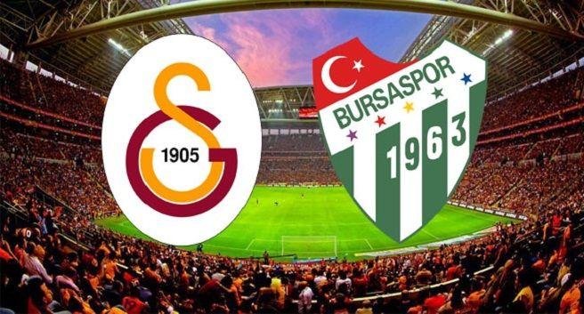 Meci interesant în Turcia: Galatasaray – Bursaspor