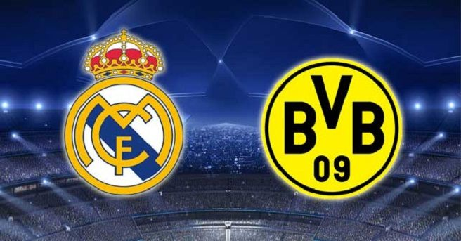 Champions League: Real Madrid – Borussia Dortmund