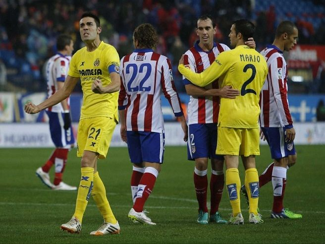 Duel echilibrat în La Liga: Villarreal - Atletico Madrid
