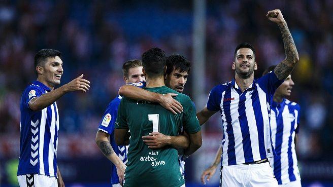 Început de etapă în La Liga: Alaves – Betis Sevilla