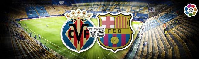Barcelona victorie vs Villareal - la o cota de 4.00