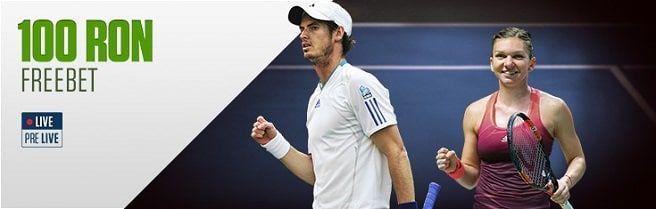 100 RON FREEBET - Australian Open