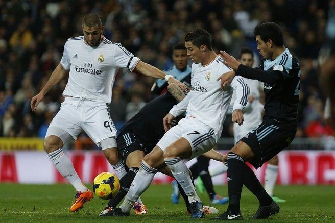 Cupa Regelui Spaniei: Real Madrid – Celta Vigo