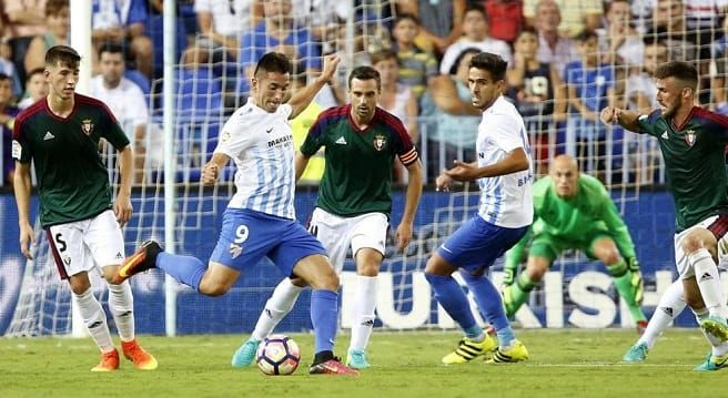 Început de etapă în La Liga: Osasuna – Malaga