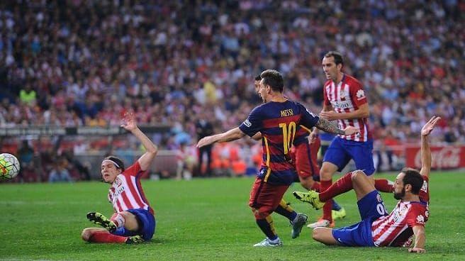Duel spectaculos în Cupa Regelui Spaniei: FC Barcelona – Atletico Madrid