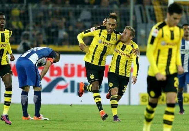 Cupa Germaniei: Borussia Dortmund – Hertha BSC
