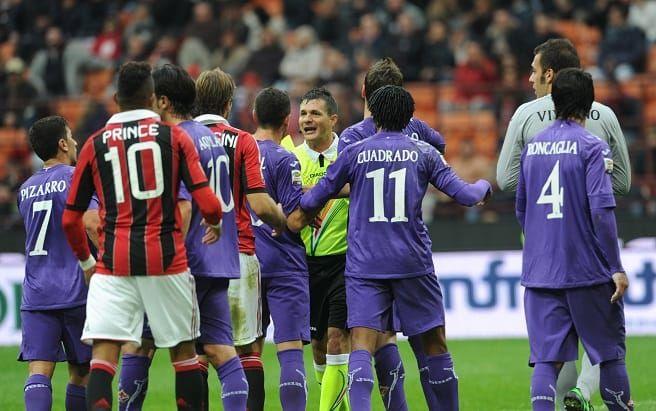 Derby în Serie A: AC Milan – Fiorentina