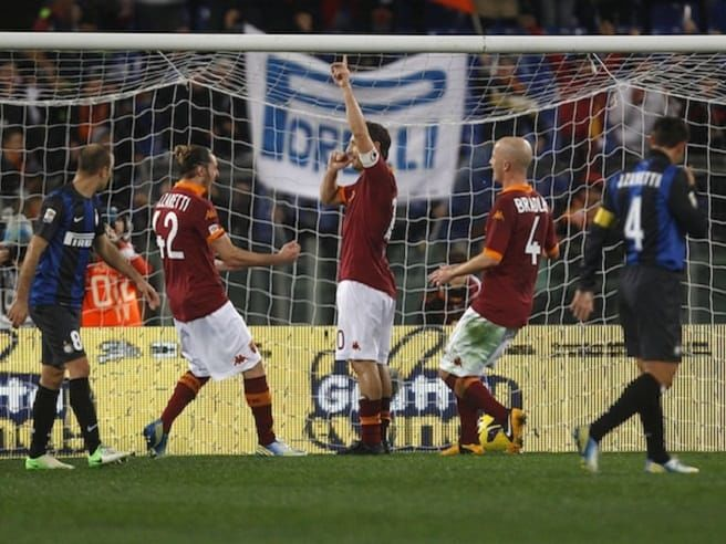 Derby în Serie A: Inter Milano – AS Roma